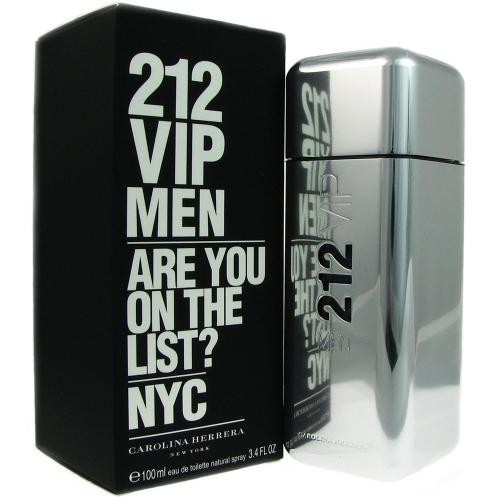 212 VIP BY CAROLINA HERRERA By CAROLINA HERRERA For MEN