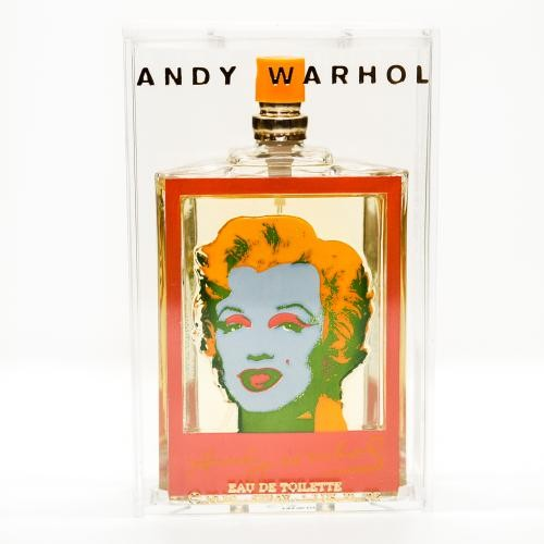 RED LIM BY ANDY WARHOL