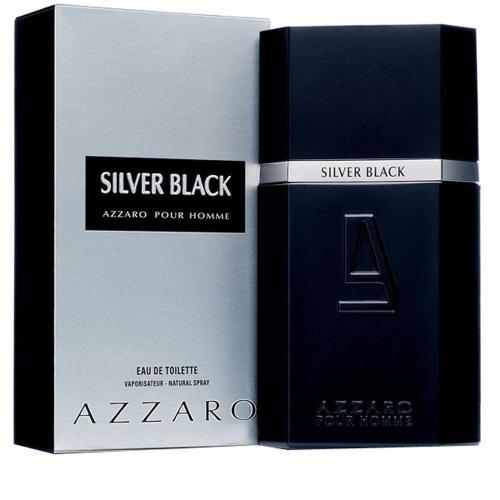 SILVER BLACK BY LORIS AZZARO By LORIS AZZARO For MEN