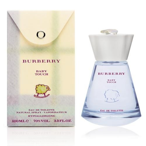 BABY TOUCH BY BURBERRY