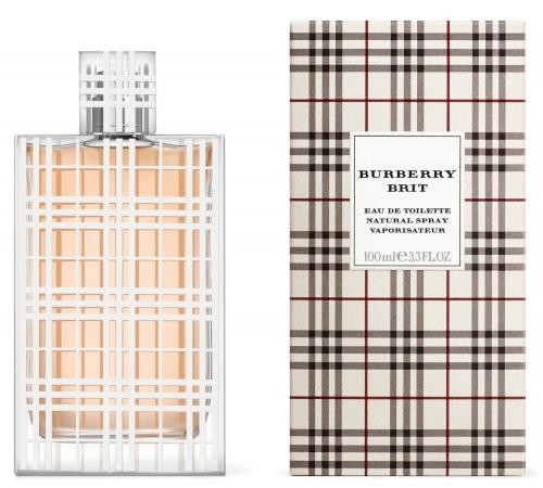 BURBERRY BRIT OLD PACKING BY BURBERRY