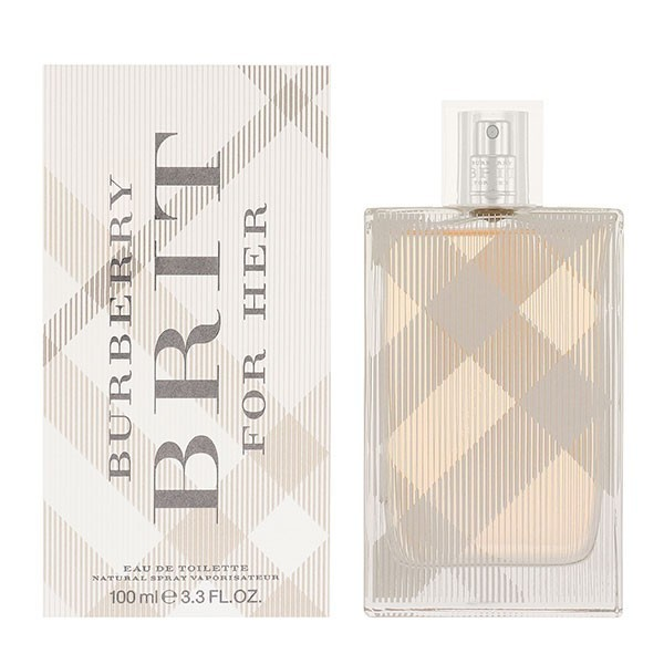 BURBERRY BRIT FOR HER BY BURBERRY