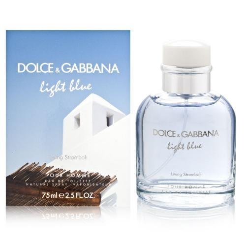 LIGHT BLUE LIVING STROMBOLI BY DOLCE & GABBANA By DOLCE & GABBANA For MEN