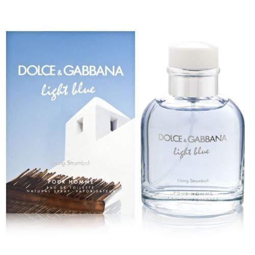 LIGHT BLUE LIVING STROMBOLI BY DOLCE & GABBANA