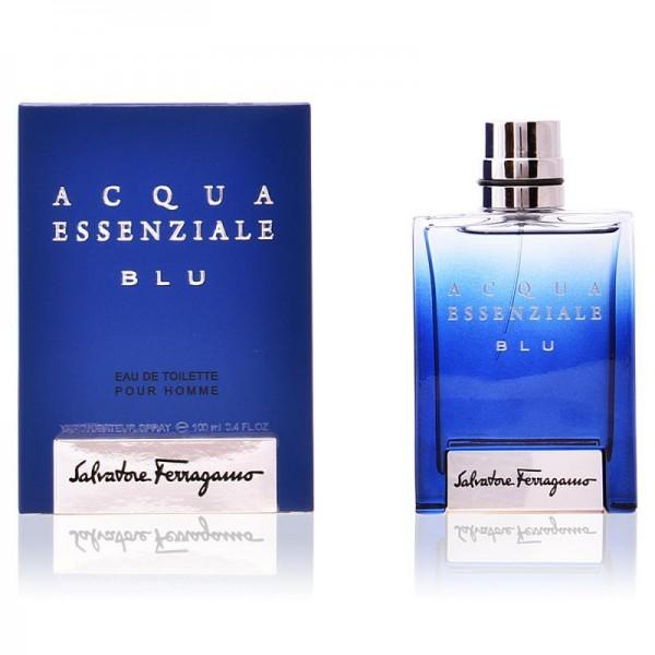 ACQUA ESSENZIALE BLUE BY SALVATORE FERRAGAMO
