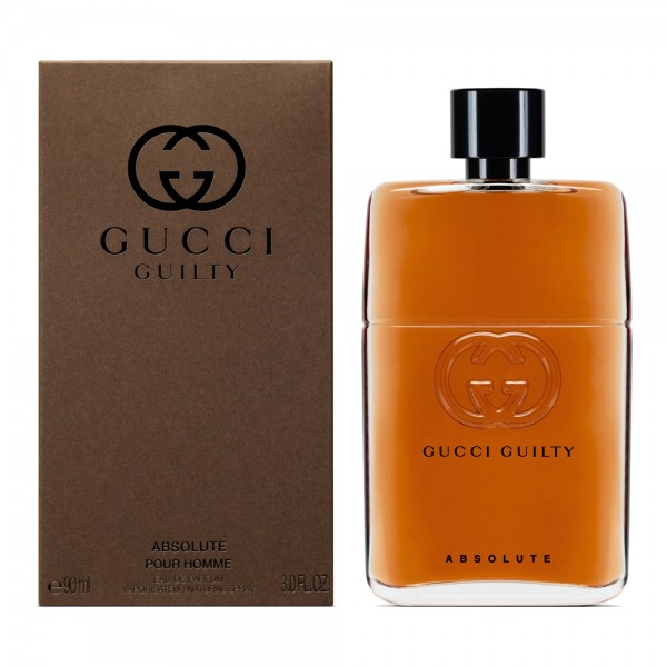 GUCCI GUILTY ABSOLUTE POUR HOMME BY GUCCI