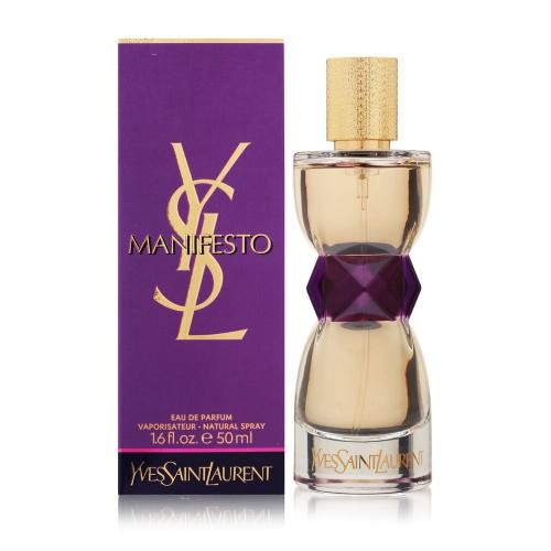 MANIFESTO BY YVES SAINT LAURENT