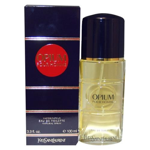 OPIUM BY YVES SAINT LAURENT