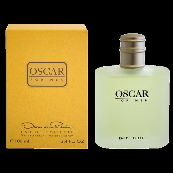 OSCAR YELLOW BOX BY OSCAR DE LA RENTA