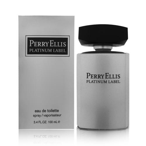 PERRY ELLIS PLATINUM LABEL BY PERRY ELLIS