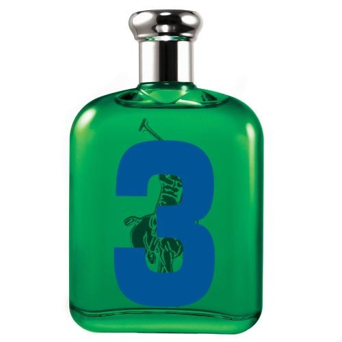 POLO BIG PONY#3 [GREEN] Perfume By RALPH LAUREN For MEN