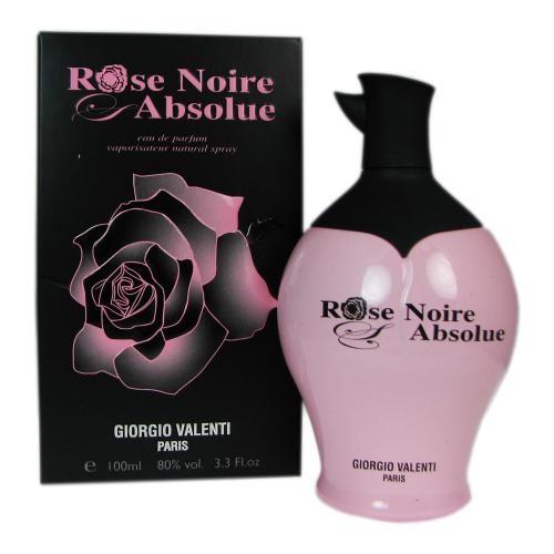 ROSE NOIRE ABSOLUE BY GIORGIO VALENTI