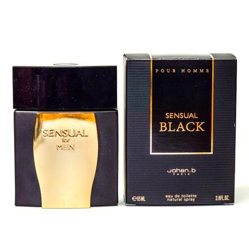 SENSUAL BLACK BY NEW BRAND