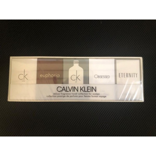 GIFT/SET CALVIN KLEIN 5 PCS.  .CK ONE 10M