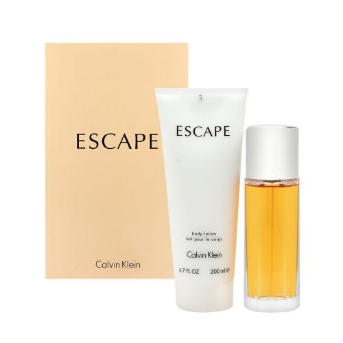 GIFT/SET ESCAPE 2 PCS.  3.4 FL