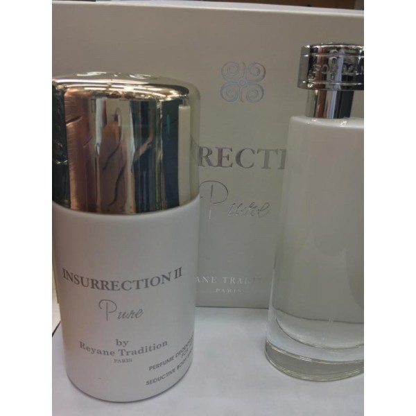 GIFT/SET INSURRECTION LL PURE BY REYANE TRADITION 2 PCS. 3.3 FL