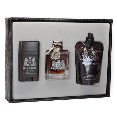 GIFT/SET DIRTY ENGLISH 3 PCS.  3.4 FL