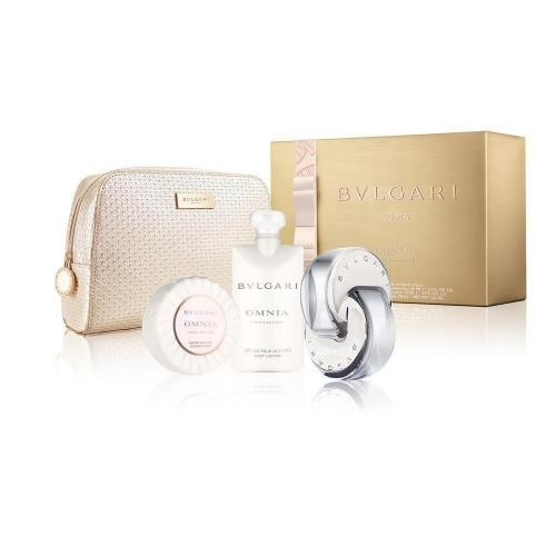 GIFT/SET BVLGARI OMNIA CRYSTALYNE 4 PCS. INCLUDES 2.2 FL