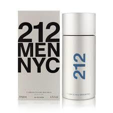 212 BY CAROLINA HERRERA BY CAROLINA HERRERA FOR MEN