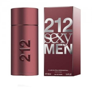212 SEXY BY CAROLINA HERRERA BY CAROLINA HERRERA FOR MEN