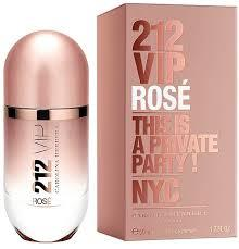 212 VIP ROSE BY CAROLINA HERRERA By CAROLINA HERRERA For WOMEN