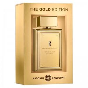 THE GOLDEN EDITION BY ANTONIO BANDERAS By ANTONIO BANDERAS For MEN