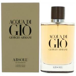 ACQUA DI GIO ABSOLU BY GIORGIO ARMANI BY GIORGIO ARMANI FOR MEN