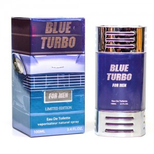 BLUE TURBO BY CRYSTAL DISTRIBUTORS BY CRYSTAL DISTRIBUTORS FOR MEN