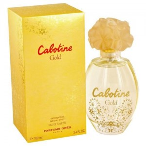 CABOTINE GOLD BY PARFUMS GRES By PARFUMS GRES For WOMEN
