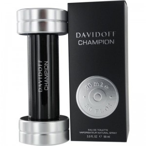 DAVIDOFF CHAMPION BY DAVIDOFF By DAVIDOFF For MEN