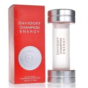 DAVIDOFF CHAMPION ENERGY BY DAVIDOFF By DAVIDOFF For MEN