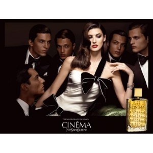 CINEMA BY YVES SAINT LAURENT BY YVES SAINT LAURENT FOR WOMEN
