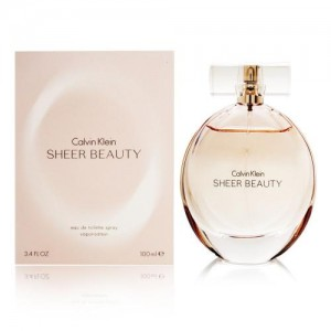 SHEER BEAUTY BY CALVIN KLEIN By CALVIN KLEIN For WOMEN