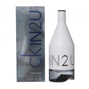 CK IN2U BY CALVIN KLEIN BY CALVIN KLEIN FOR MEN