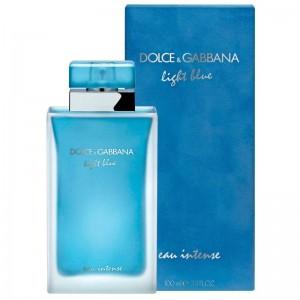LIGHT BLUE EAU INTENSE BY DOLCE & GABBANA BY DOLCE & GABBANA FOR WOMEN