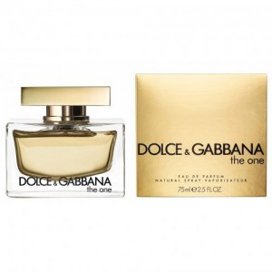 THE ONE BY DOLCE & GABBANA BY DOLCE & GABBANA FOR WOMEN
