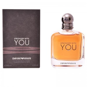 STRONGER WITH YOU BY EMPORIO ARMANI By EMPORIO ARMANI For MEN