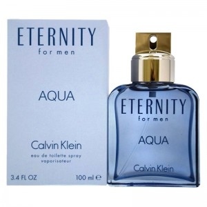 ETERNITY AQUA BY CALVIN KLEIN By CALVIN KLEIN For MEN