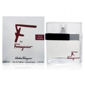 F BY SALVATORE FERRAGAMO By SALVATORE FERRAGAMO For MEN