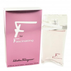 F FOR FASCINATING BY SALVATORE FERRAGAMO By SALVATORE FERRAGAMO For WOMEN