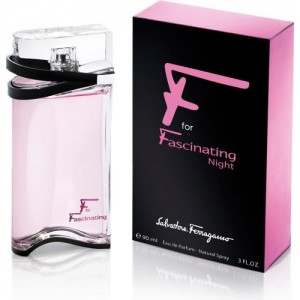 F FOR FASCINATING NIGHT BY SALVATORE FERRAGAMO By SALVATORE FERRAGAMO For WOMEN