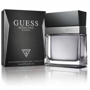 GUESS SEDUCTIVE BLACK BY GUESS By GUESS For MEN
