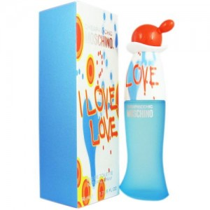 I LOVE LOVE BY MOSCHINO By MOSCHINO For WOMEN