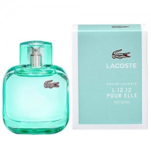 EAU DE LACOSTE L.12.12 NATURAL BY LACOSTE By LACOSTE For WOMEN