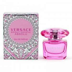 BRIGHT CRYSTAL ABSOLU MINIATURE By VERSACE For WOMEN