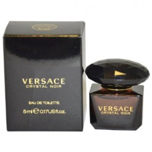 CRYSTAL NOIR MINIATURE BY VERSACE FOR WOMEN