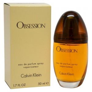 OBSESSION BY CALVIN KLEIN BY CALVIN KLEIN FOR WOMEN