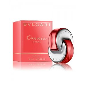 OMNIA CORAL BY BVLGARI BY BVLGARI FOR WOMEN