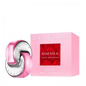OMNIA PINK SAPPHIRE BY BVLGARI BY BVLGARI FOR WOMEN
