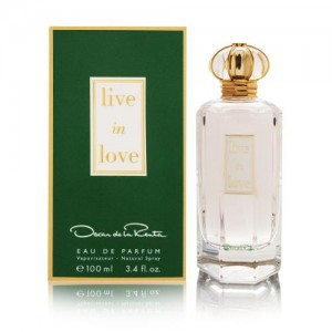 LIVE IN LOVE BY OSCAR DE LA RENTA BY OSCAR DE LA RENTA FOR WOMEN